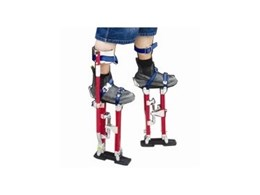 The right plastering stilts from Pro Plaster Products make working at heights easy