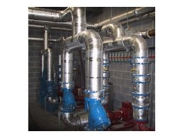 Thermobreak refrigeration pipe insulation available from Sekisui Foam Australia