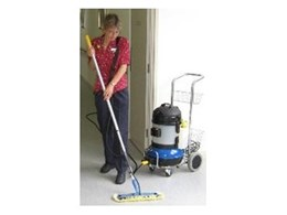 Thermoglide Commercial Steam Mops by Duplex Cleaning Machines