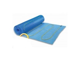Thermonet 'twin' underfloor heating mats - quick and simple to install