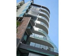Thump X1 Series glass balustrades and pool fences at Brisbane apartments