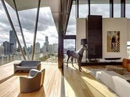 Thump frameless glass balustrades star in luxury Brisbane penthouse