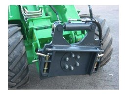 Tilt Adapters from Avant Mini Loaders