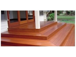 Timber decking available from Australian Architectural Hardwoods