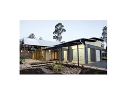 Timbercrete builds a sustainable display home in Shoalhaven