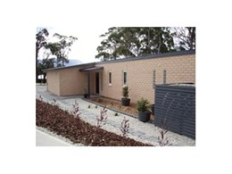 Timbercrete wins award for building Shoalhaven's Sustainable Home Project