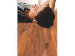 Timberline Collection laminate flooring from Inovar