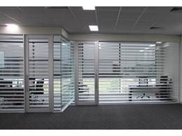 Tint Design offers several frosted window film options for office fitouts
