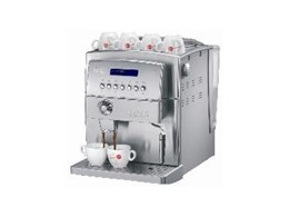 Titanium Plus automatic espresso machine from Gaggia
