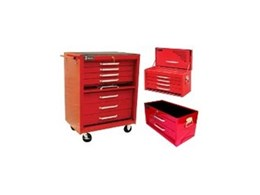 Tool chests & roller cabinets