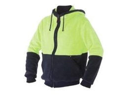 Total Image Group introduce King Gee K55100 high visibility hoodie