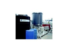 Trade waste water solution in Mackay Marina
