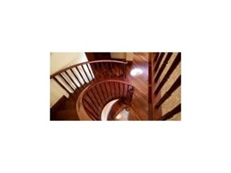 Traditional timber balustrades at S & A Stairs