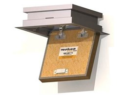 Trafalgar Fire Containment Solutions present the Trafalgar fire rated ceiling access panel