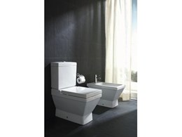 Transform and modernise with 2nd Floor designer bathroomware available from Just Bathroomware