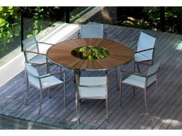 Transforma launches outdoor furniture