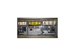 Travel agent window displays from Creative Display Solutions
