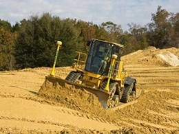 Trimble machine control systems enhancing productivity and performance on dozers and compactors