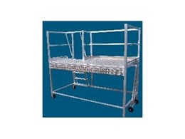 Truck loading and washing platforms available from Allweld Industrial Ladders