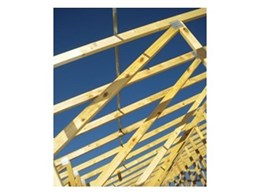 TrussSpacers from MiTek Australia speed up roof truss erection