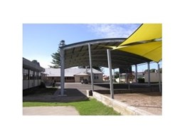 Trusteel Fabrications' school buildings