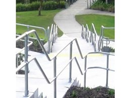 Tuffrail - Handrails and Guardrails available from Moddex Group