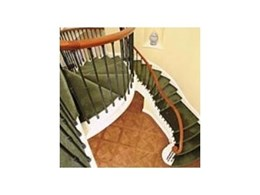 Tuscan stairs available from S & A Stairs