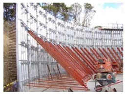 Tweed Shire Council buys RMD Australia's Reflex curved wall formwork system