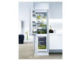 Two Cool Masters In Disguise: Miele's New Integrated Fridge/Freezers