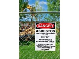 Types of asbestos inspections