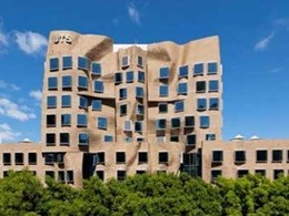UTS Gehry building uses Austech Foamular extruded polystyrene insulation