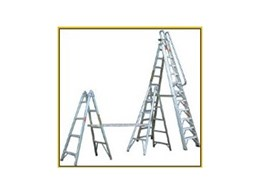 Ullrich Aluminium Ladders, Planks, Trestles, Mobile Towers and Z Stairs available at Western Scaffold