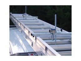 Ultimate ladder clamp from European Building Innovations