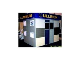 Ultraclad aluminium cladding a hit at Designbuild