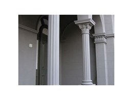 Uni Shape architectural columns from Unitex