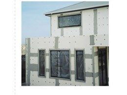 Uni-TWS thermal wall cladding systems for a warm and energy efficient home, from Unitex