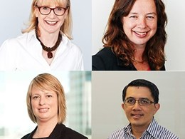 Arup expands leadership team; appoints three female principals