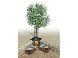 Urban tree management systems in Arborgreen Landscape Products' new catalogue