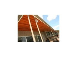 Vee – Joint Western Red Cedar Panelling – in Graceville