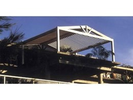 Vergola (NSW)'s louvre roofing systems provide rain protection