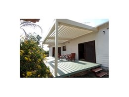 Vergola louvre roof systems can add an extra room to the home
