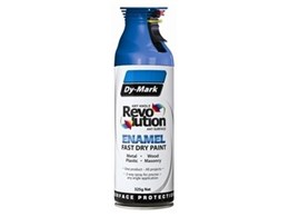 Versatile new Revolution spray enamel launched by Dy-Mark