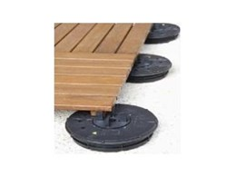 VersiJack LH - low height decking and paver support
