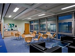 Vertex LED luminaires for office and general lighting