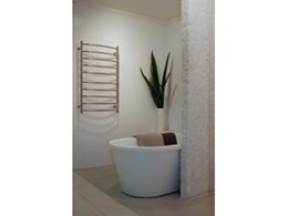 Verve Modelle heated towel rails from the Sink and Bathroom Shop