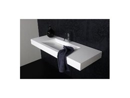 Vessel basins, waterplanes and countertops available from Cibo Bathroomware