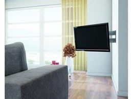 Vogel's THIN 345 wall mounts for ultra thin and LED screens wins Red Dot Design Award 2011