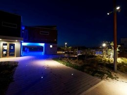 WE-EF LED luminaires light up revitalised Carrum foreshore