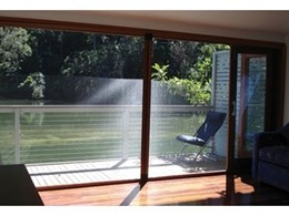 Warm weather is here to be enjoyed with Artilux fly screens