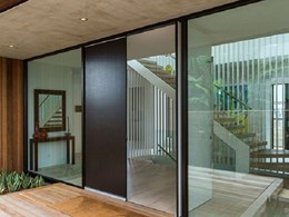 AWS window systems meet durability and aesthetic expectations at beachside Warriewood House
